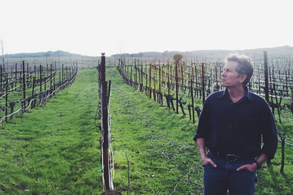 Charlie Tsegeletos is the winemaker behind our Burger Reds wine-of-the-week winner - the Cline, 2014 Ancient Vines Contra Costa County Carignane. (COURTESY PHOTO)
