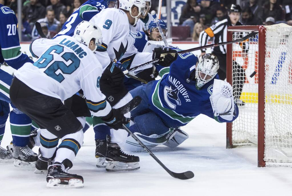 Sharks Win But Injuries Start To Pile Up