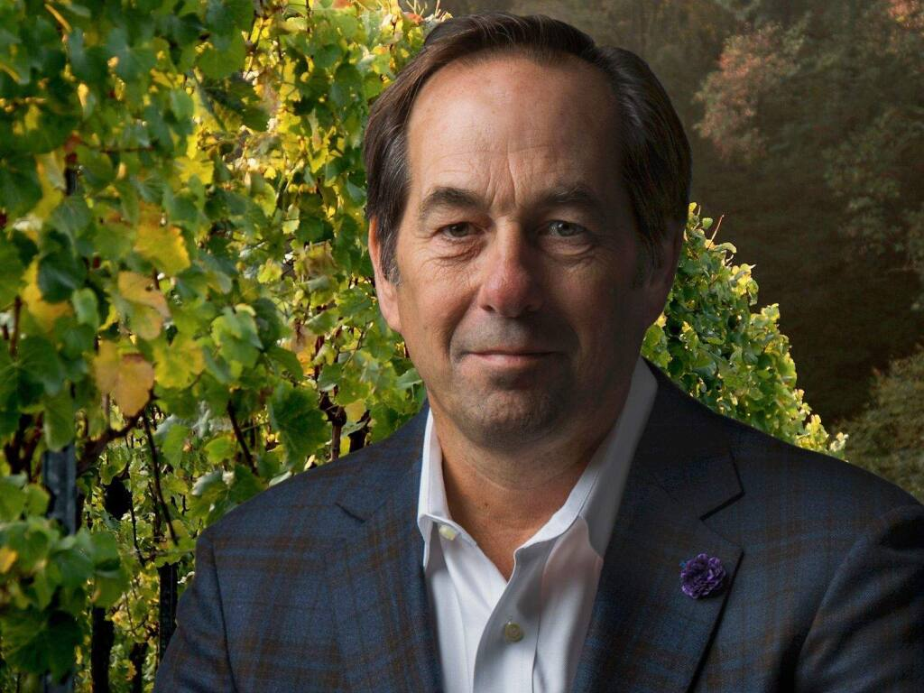 In 13 years, Joe Carr has built Napa Valley-based Joseph Carr Wines into a breakout company, with Josh Cellars nearing sales of 3 million cases a year in 2019. (courtesy image)