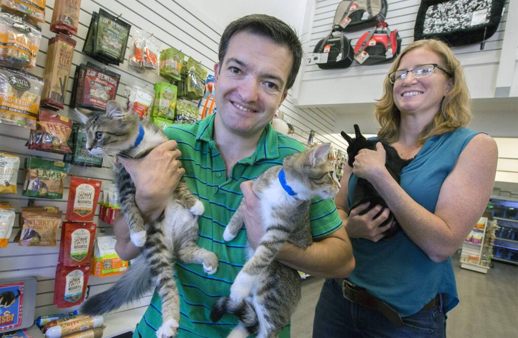 New Owners For Sonoma S Pet Store
