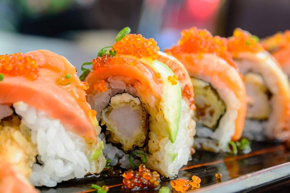 Oyama Sushi is opening soon, bringing a new place for rolls to town. (John Burgess/The Press Democrat)