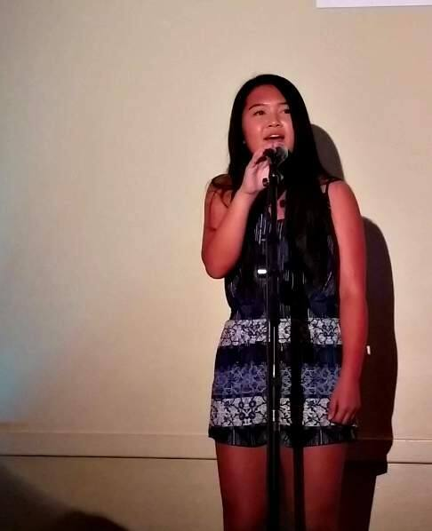 Goodwin's is the latest in the SCC series featuring talent from its music program.