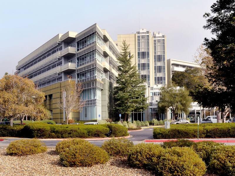 Marin General Hospital in Greenbrae
