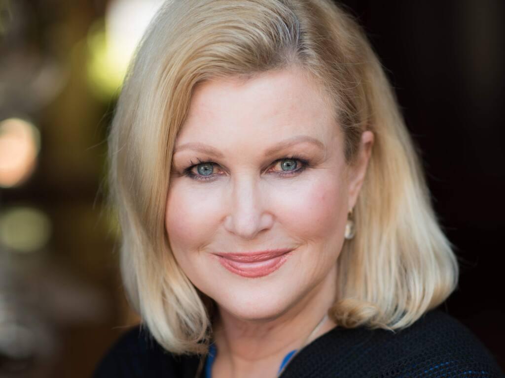 Lauren Ackerman, owner and proprietor of Ackerman Family Vineyards, is a 2020 Business Journal Women in Business award winner.
