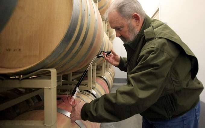 Richard Arrowood, winemaster of Amapola Creek (PD FILE, 2011)