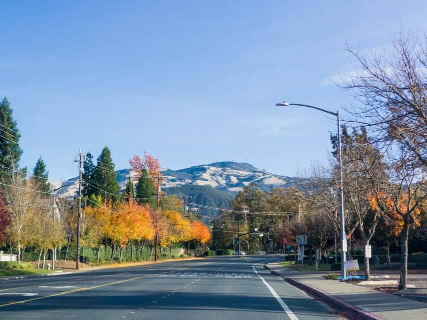 Danville, California (Shutterstock)