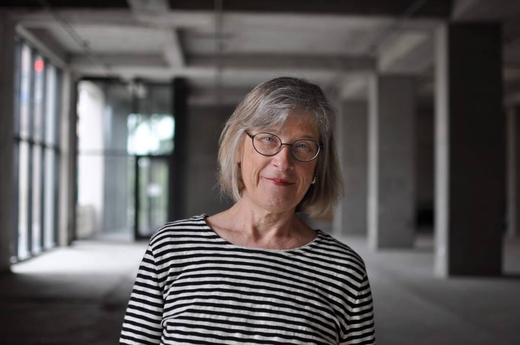 SUZANNE NAGORKA, interior design director, TLCD Architecture, Santa Rosa