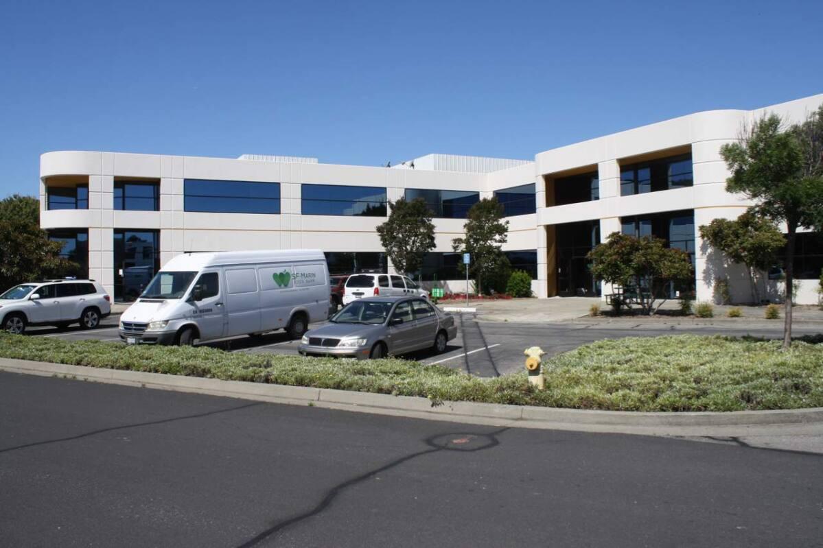 San Francisco-Marin Food Bank opens big San Rafael food center