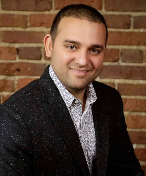 Sunny Chandi, 30, senior vice president and director of operations for Chandi Hospitality Group Inc. in Santa Rosa, is one of North Bay Business Journal's Forty Under 40 notable young professionals for 2019. (PROVIDED PHOTO)