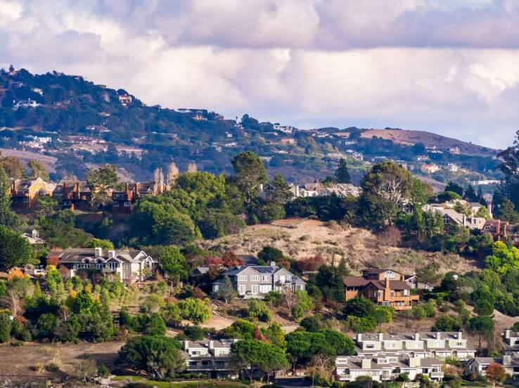 Mill Valley, California (Shutterstock)