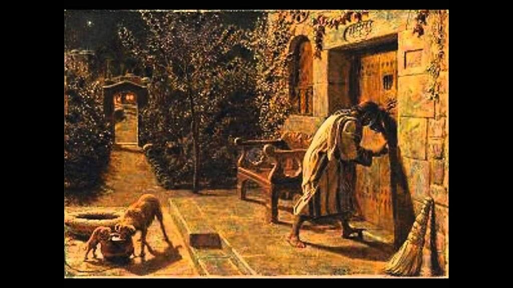 This 1895 painting of 'The Importunate Neighbor' by William Holman Hunt demonstrates the power of persistence.