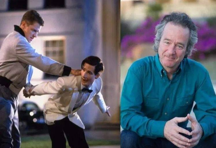 GOING BACK: Jeffrey Weissman, of Petaluma, played George McFly in the two 'Back to the Future' sequels.
