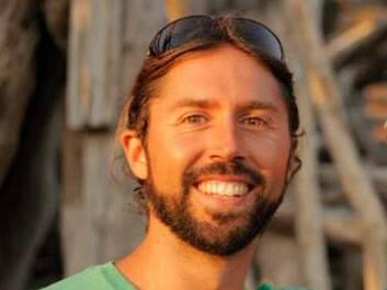 Brad Parker, 36, died from a fall while climbing in Yosemite. (photo provided by family)