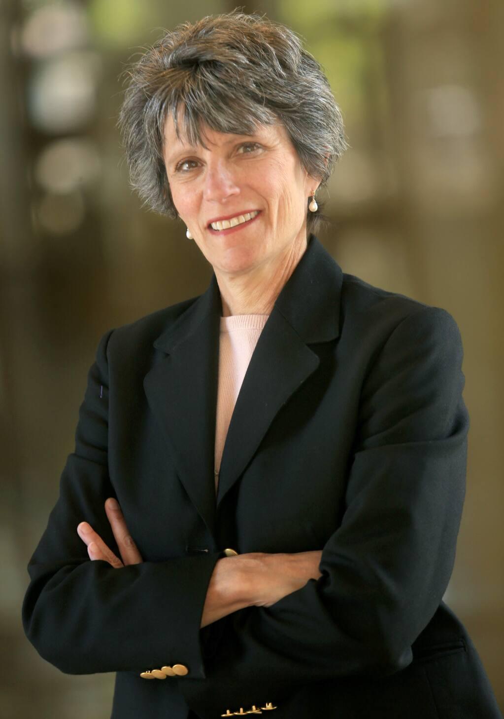 Sonoma County District Attorney Jill Ravitch (Kent Porter / Press Democrat 2014)