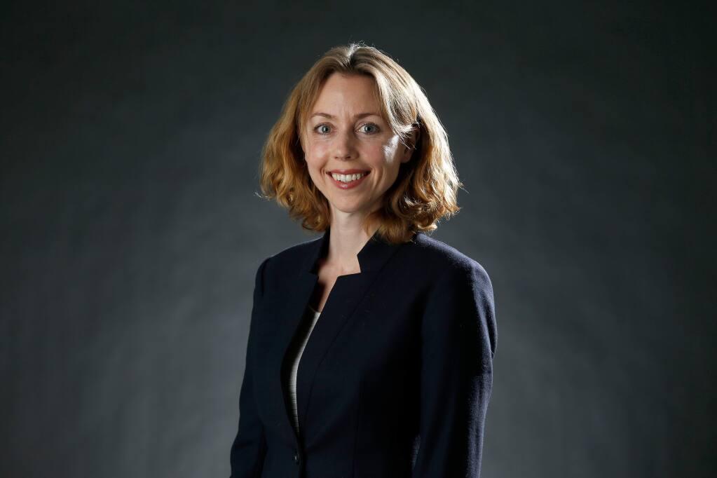 Sonoma County Supervisor Lynda Hopkins (Alvin Jornada / The Press Democrat)