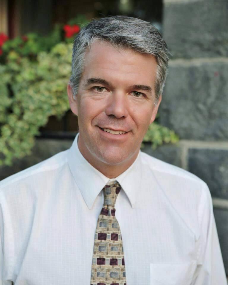 Doug Hilberman, principal, Axia Architects, Santa Rosa on Oct. 8, 2014. (Will Bucquoy)