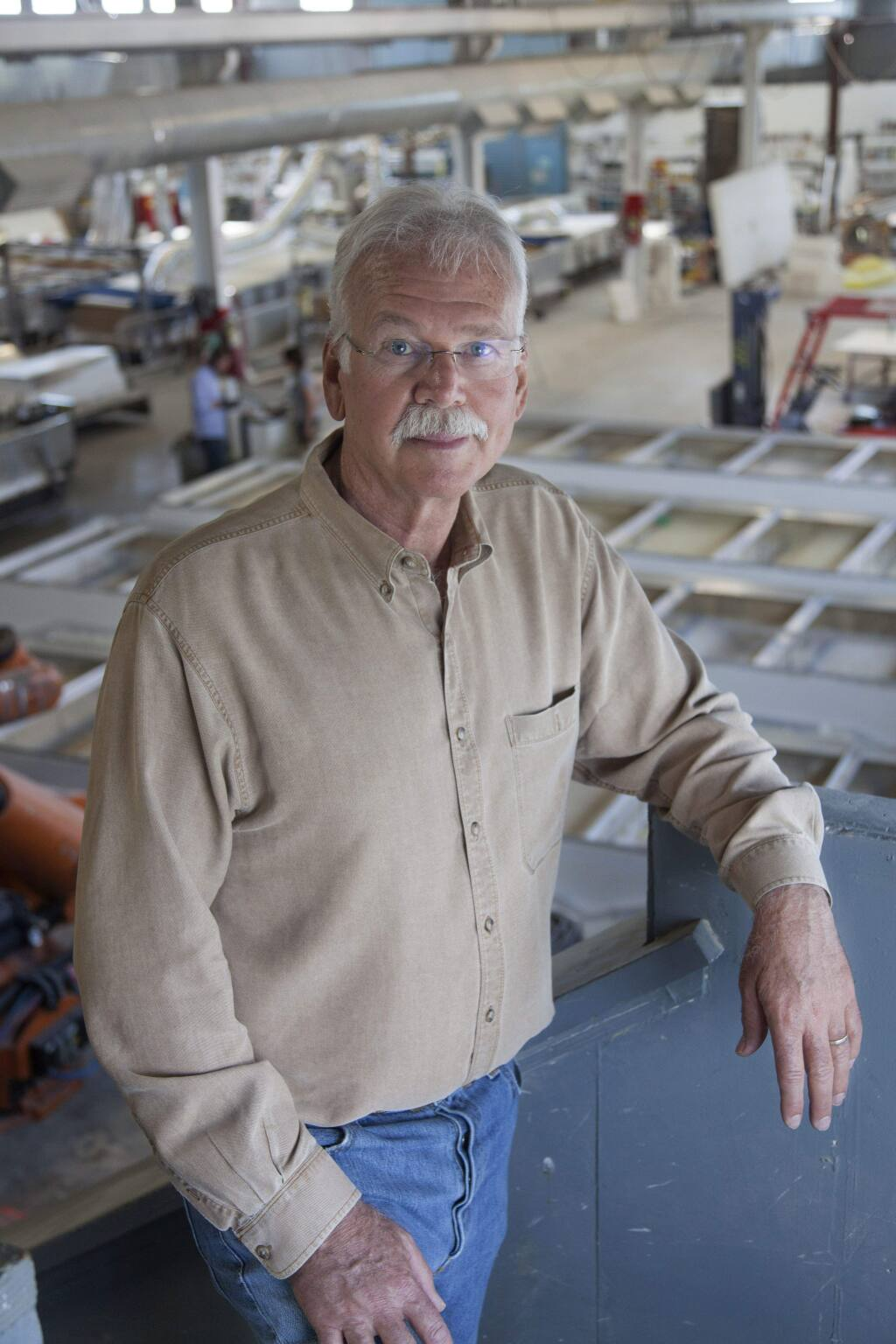 William Kreysler, founder and president of American Canyon-based Kryesler & Associates