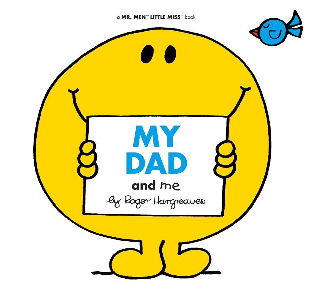 Adam Hargreeaves' 'My Dad and Me' is the No. 3 bestselling kids and young adults book in Petaluma.