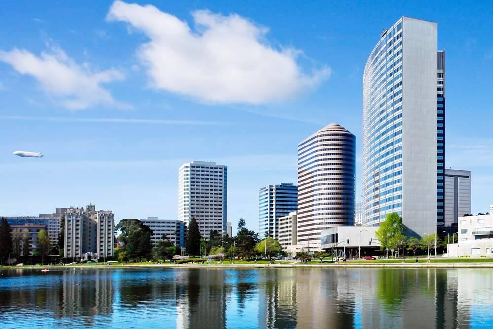 Oakland, California (Shutterstock)