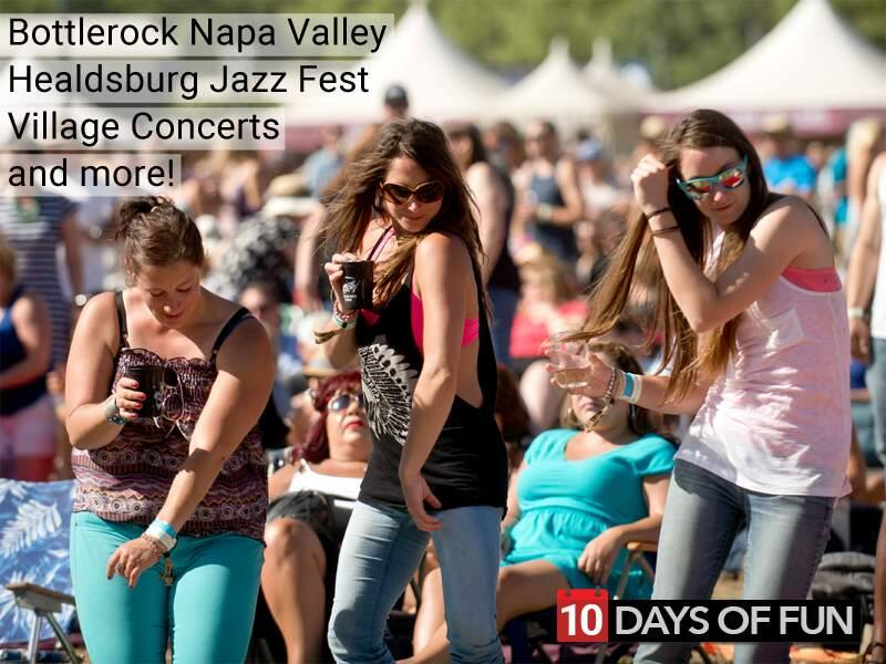Bottlerock Napa Valley is May 29-31, with headliners No Doubt, Snoop Dogg, Imagine Dragons, Robert Plant and more. (Alvin Jornada / FILE 2014)