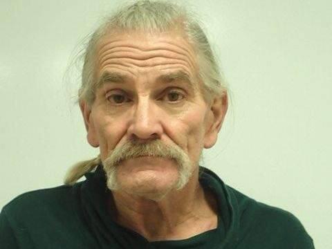 David Wayne Christensen, shown in a jail booking photo. (LAKE COUNTY SHERIFFS OFFICE)