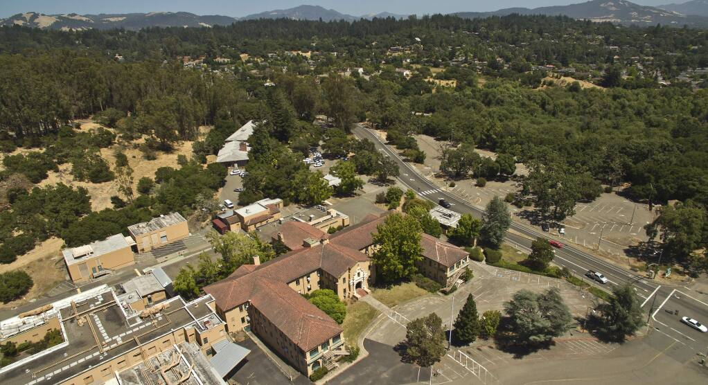 The Sonoma County Board of Supervisors took its second of two required votes to sell the 82-acre Chanate Road hospital complex site to Bill Gallaher, confirming the county's largest real estate deal in recent history. Now the city of Santa Rosa gets to take over the controversial project, which is still years away from becoming reality. (Chad Surmick / The Press Democrat)