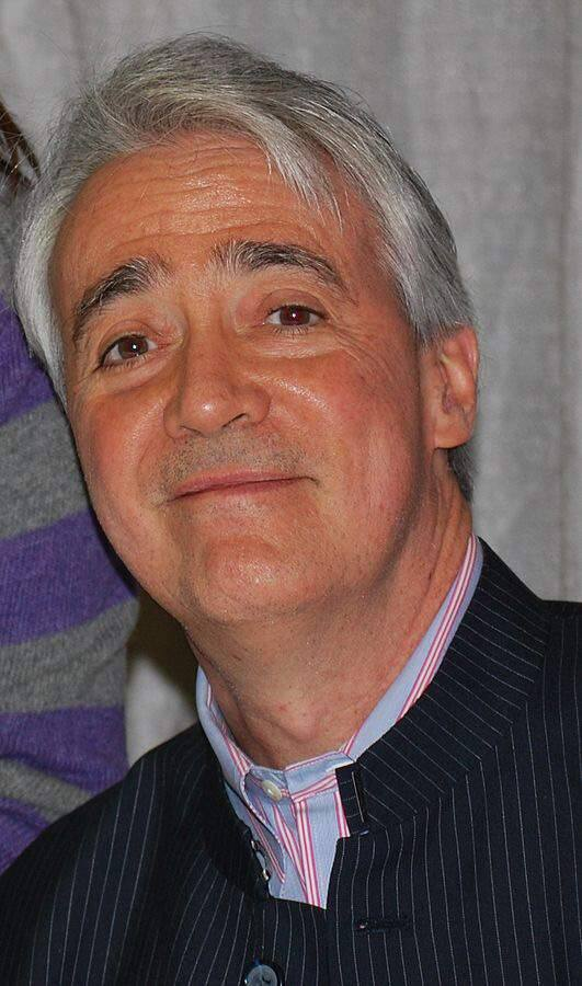 NPR host Scott Simon will be the next guest at the Sonoma Speaker Series, to be held Monday, Aug. 13. (Tracie Hall from Orange County, Wikipedia Commons)