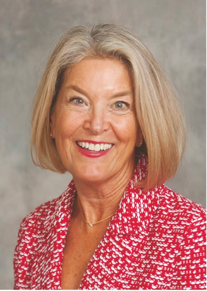 Julianna Graham, senior vice president and North Bay area manager of Tri Counties Bank