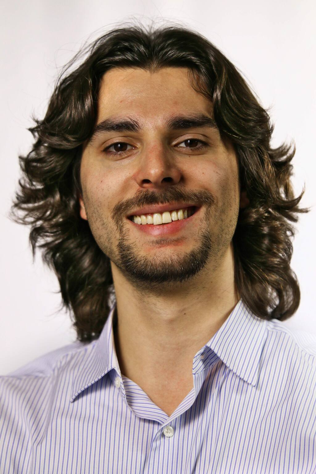 North Bay Business Journal staff writer Chase DiFeliciantonio covers banking, financial services, law, cannabis and other industries. (JEFF QUACKENBUSH / NORTH BAY BUSINESS JOURNAL) Feb. 4, 2019