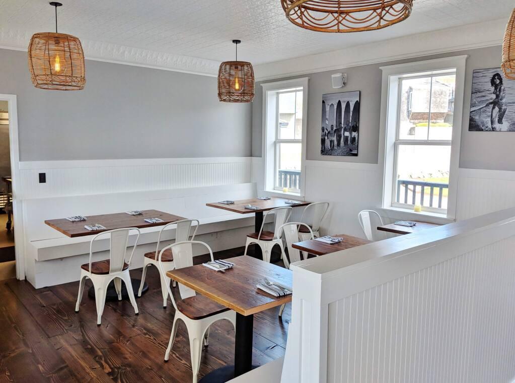 Dillon Beach Coastal Kitchen Is A Salty Breath Of Fresh Air