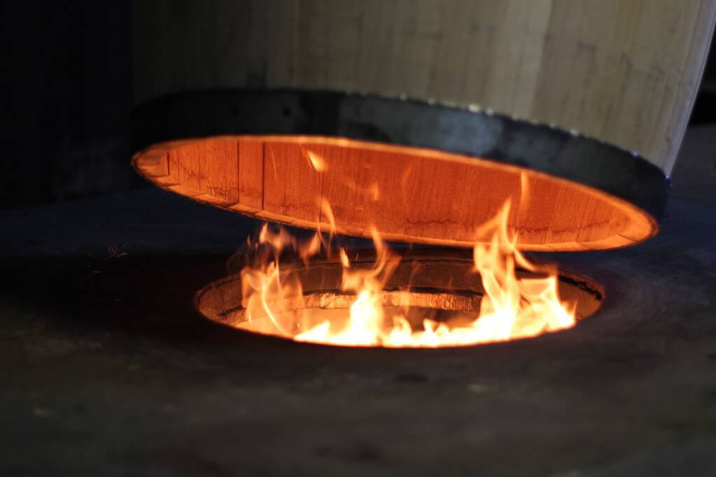 Silver Oak has bought Missouri-based A&K Cooperage. (COURTESY OF ERIN PHILIPSON/ SILVER OAK)