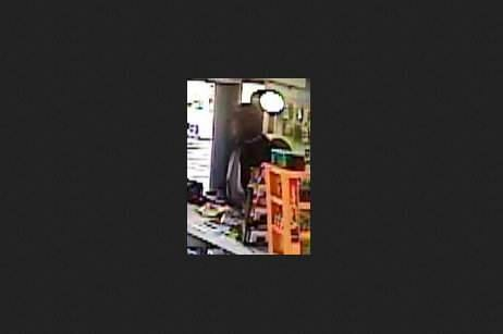 Rohnert Park police are searching for a man who attempted to rob a car wash with an empty potato chip bag on Friday, May 13, 2016. (ROHNERT PARK POLICE)