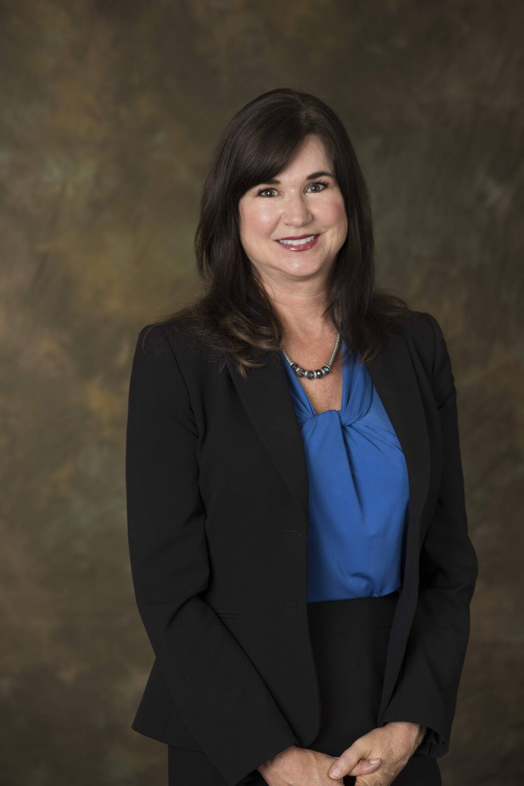 Judy James, director of government affairs, North Bay region, Comcast (TIMM EUBANKS)