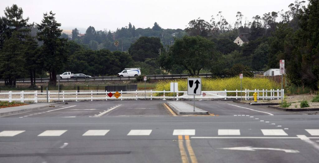 Petaluma officials are petitioning a case over lost redevelopment funds to the California Supreme Court. If the city is successful in its suit against the Department of Finance, the funds could be used for projects like the Rainier crosstown connector.