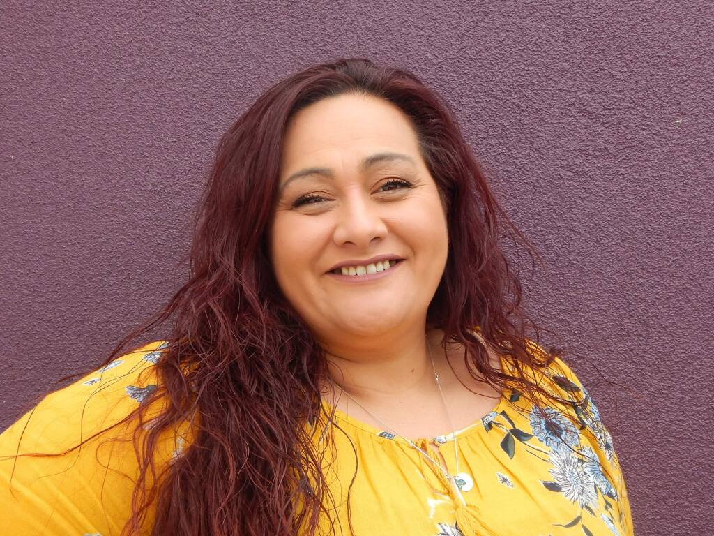 Lisa Fatu, 37, director of youth crisis services for Social Advocates for Youth (SAY) in Santa Rosa, one of North Bay Business Journal's Forty Under 40 notable young professionals for 2019. (PROVIDED PHOTO)