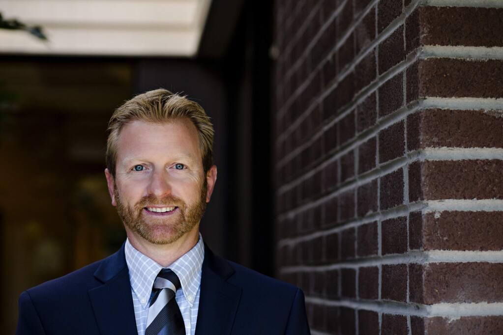 Mark Keating, financial adviser, Willow Creek Wealth Management Inc. (MEL O. PHOTOS) 2018