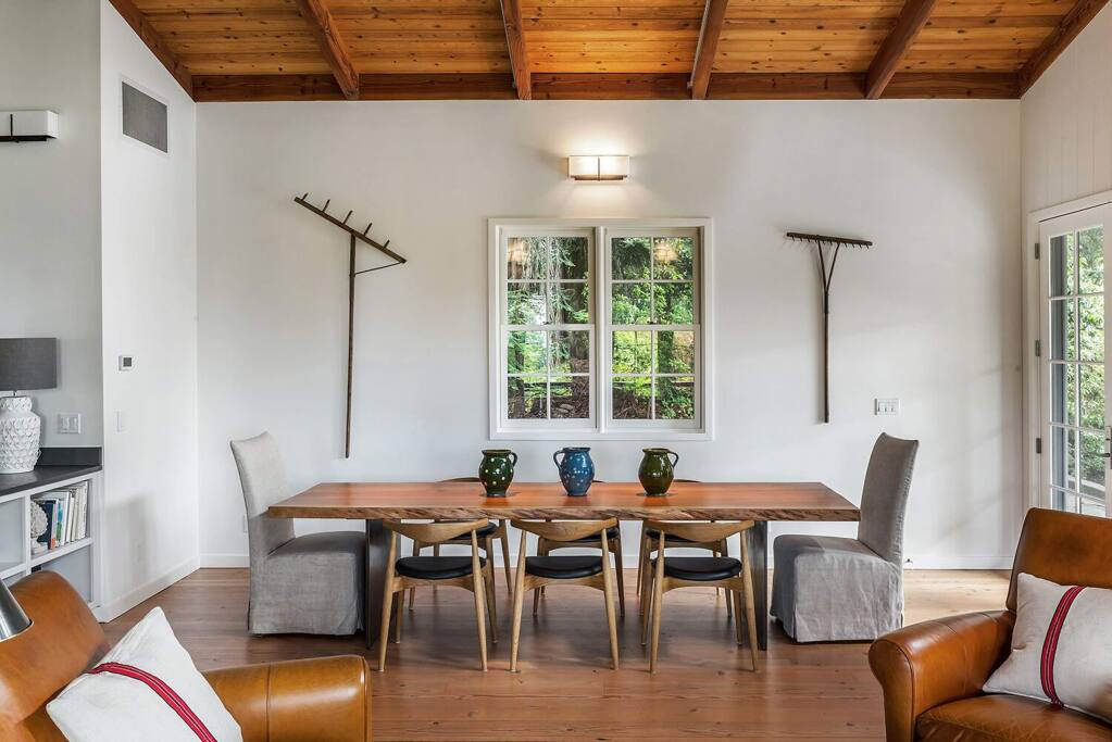 Interior designer Tama Bell revamped this Sebastopol home without making any major changes to its architecture. (TAMA BELL DESIGN)