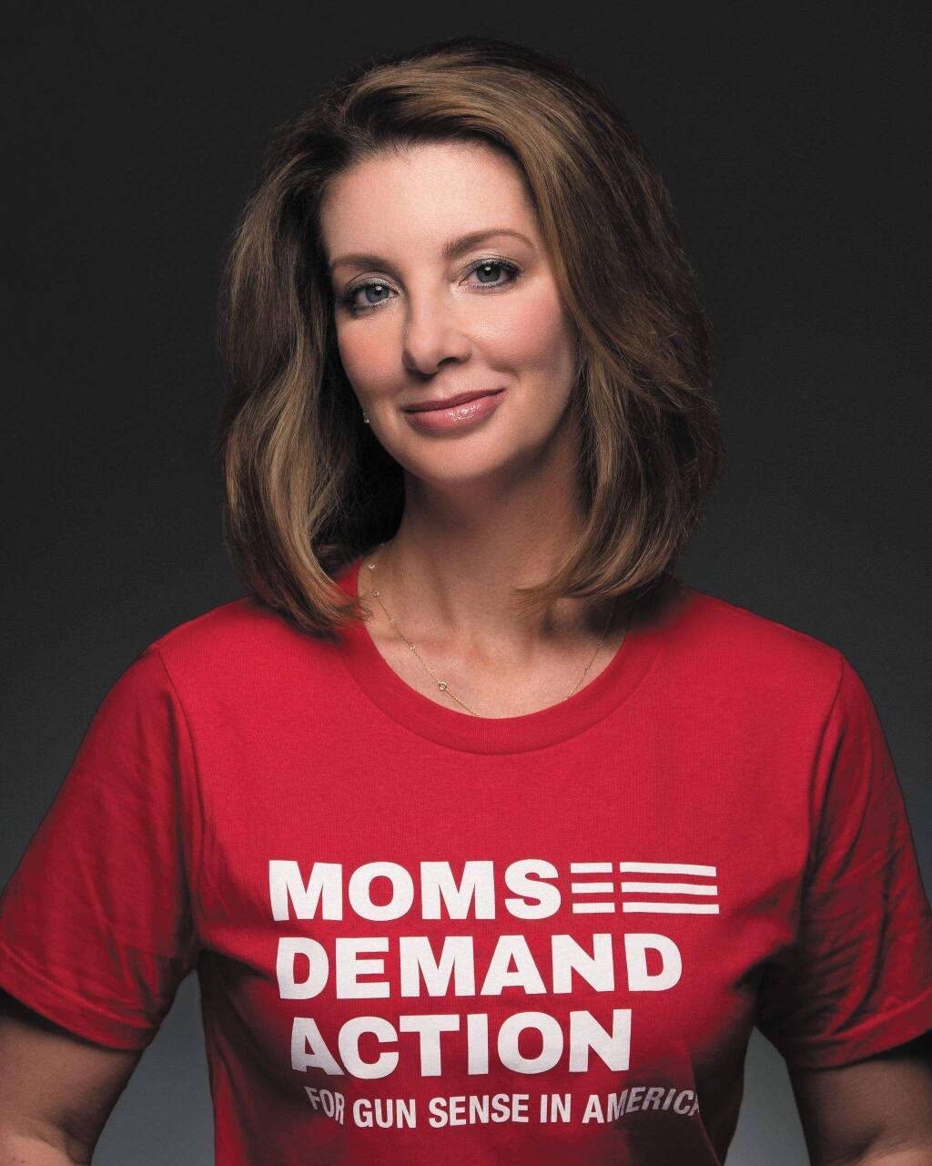 Shannon Watts, founder of Moms Demand Action and author of 'Fight Like a Mother,' will speak Tuesday, June 11, at the invitation of Sonoma Speaker Series.Photo by Christopher Langford