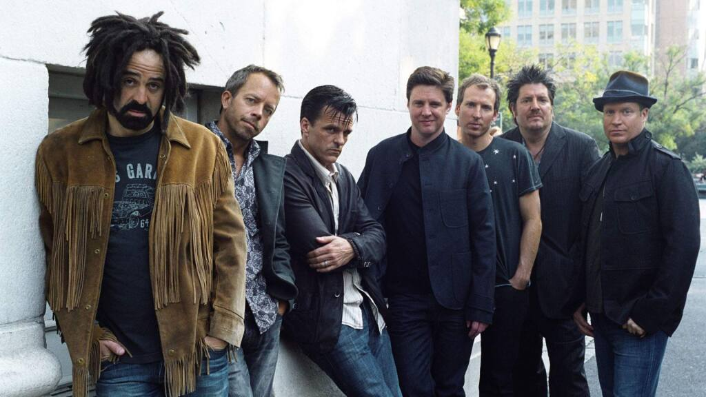 Counting Crows will perform Nov. 18 at Green Music Center in a fire relief benefit promoted by the BottleRock festival.