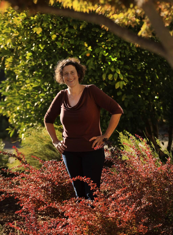 Berkeley-based Nina Mullen of Mullen Designs recently was named Designer of the Year by the National Association of Professional Landscape Designers. (Kent Porter / The Press Democrat)