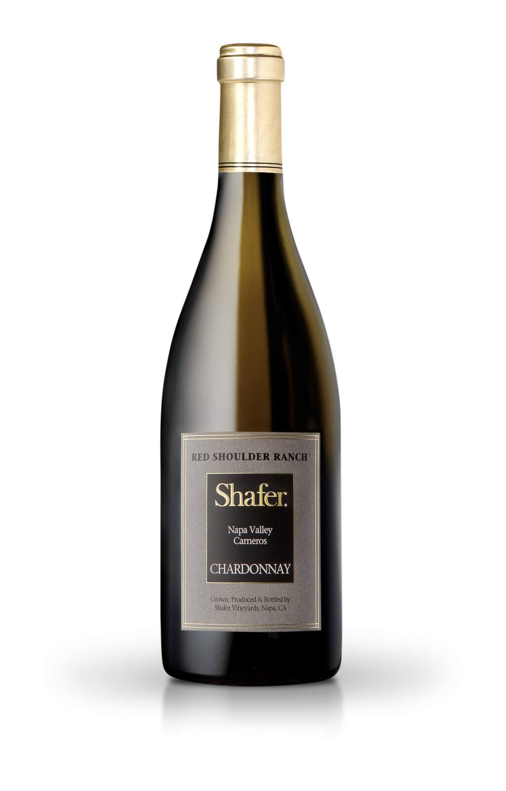Shafer, 2017 Red Shoulder Ranch, Napa Valley Carneros Chardonnay. (Red Shoulder Ranch)