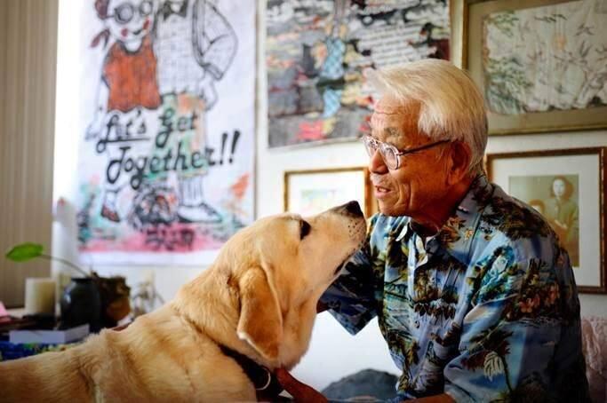 courtesy of Takashi TanemoriTakashi Tanemori, 77, will share stories of living through the bomb's powerful impact on Aug. 6, 1945 when he speaks at Petaluma High School.