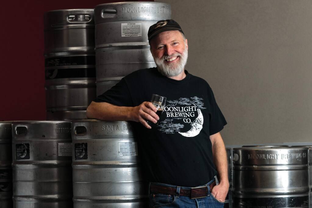Brian Hunt, Moonlight Brewing brewmaster