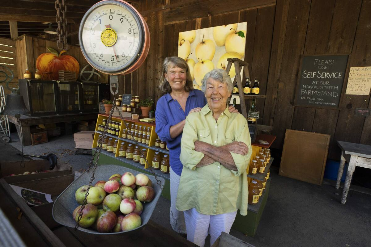Philo S Apple Farm Shares Its Legacy Through Classes And Soon To Be Published Cookbook