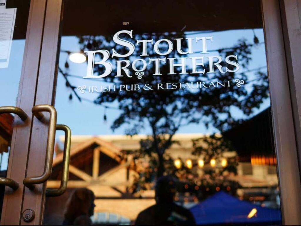 Stout Brothers Pub in Santa Rosa (STOUT BROTHERS IRISH PUB & RESTAURANT/ FACEBOOK)