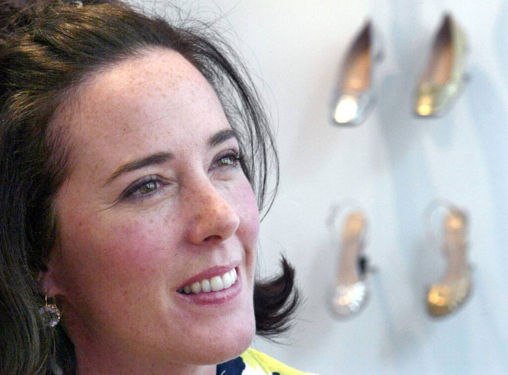 Handbag Designer Kate Spade Found Dead In Apparent Suicide