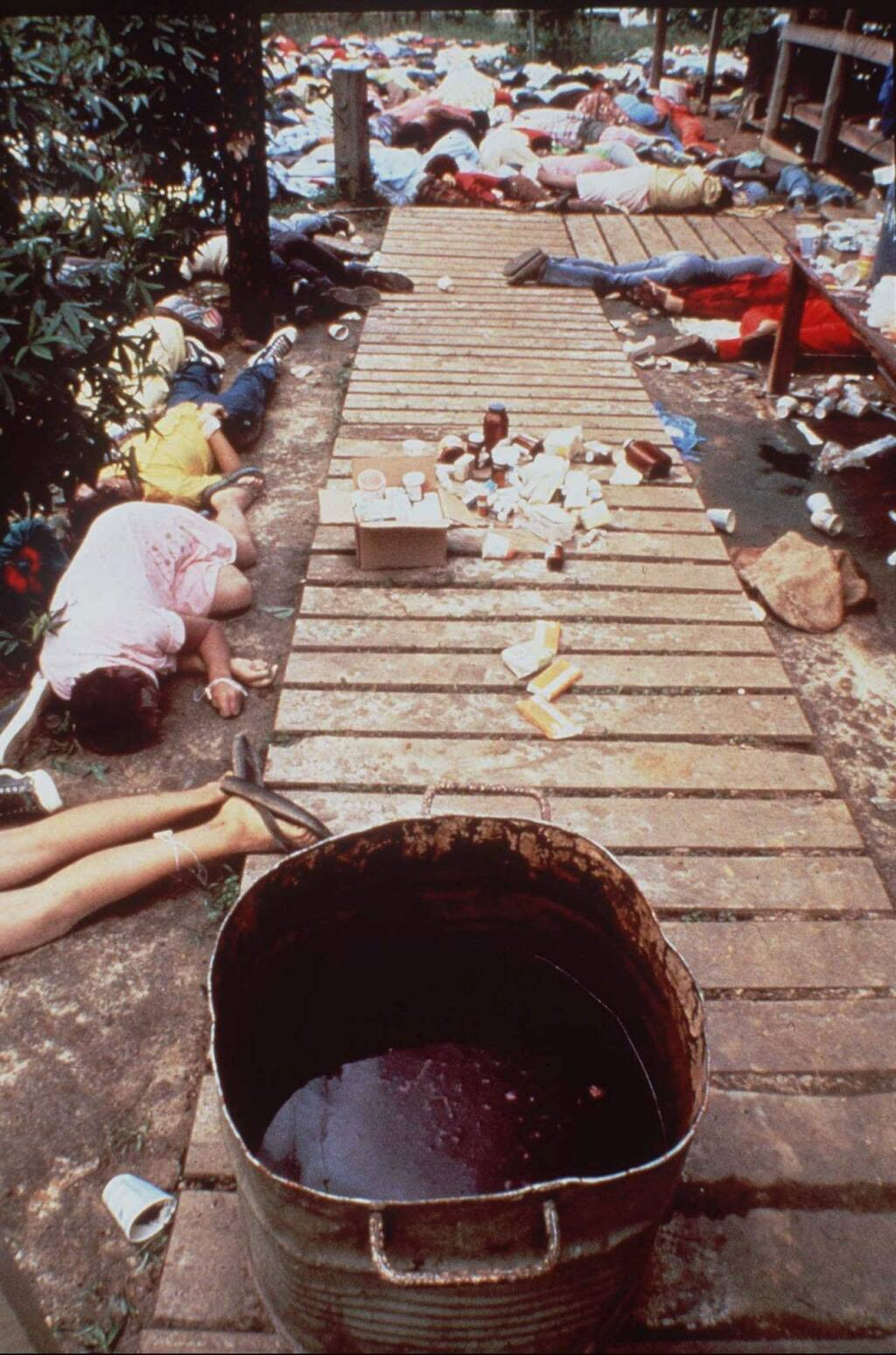 Jonestown survivors look back, 40 years later