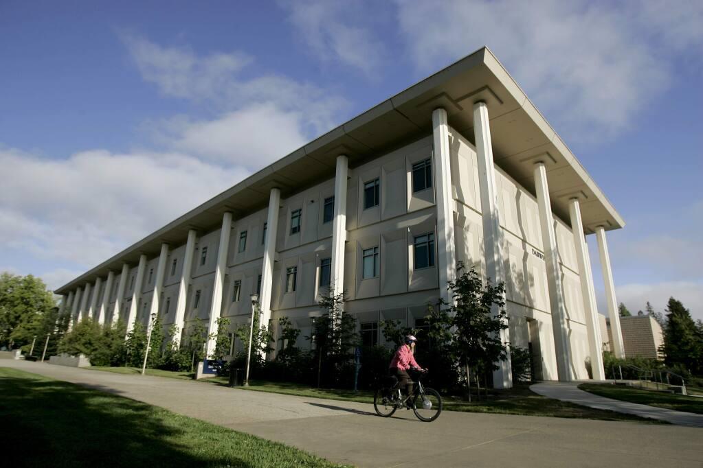 Sonoma State University in Rohnert Park. (Press Democrat file)