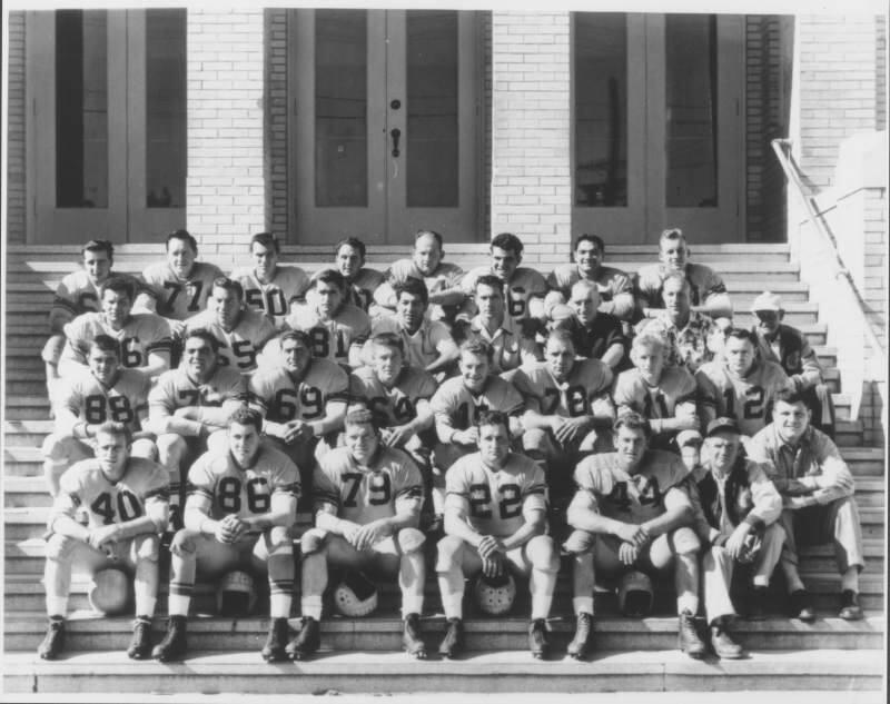 The 1953 Petaluma Leghorns added to the reputation of Petaluma as a football town.