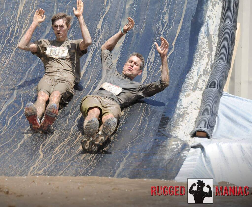 The Rugged Maniac is not something your child will forget.